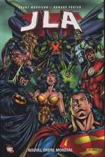 JLA : Nouvel ordre mondial (0), comics chez Panini Comics de Morrison, Porter, Jimenez, Garrahy