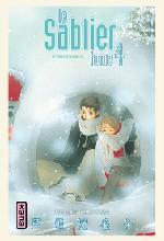Le sablier T4, manga chez Kana de Ashihara