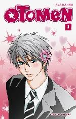 Otomen T1, manga chez Delcourt de Kanno