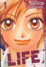 Life T1, manga chez Kurokawa de Suenobu