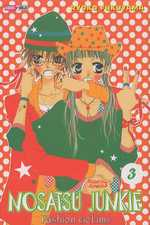 Nosatsu Junkie T3, manga chez Panini Comics de Fukuyama