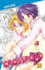Crossroad T2, manga chez Taïfu comics de Mizuki