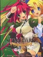 Shina Dark  T1, manga chez Taïfu comics de Higa, Nakayama