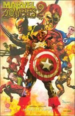 Marvel Zombies T3 : Le goût de la mort (0), comics chez Panini Comics de Kirkman, Phillips, Chung, Suydam