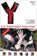 Y, Le Dernier Homme T7 : Le scoop (0), comics chez Panini Comics de Vaughan, Guerra, Sudzuka, Carnevale
