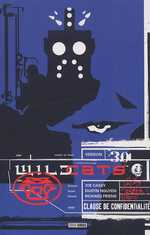 Wildcats - Version 3.0 T2 : Clause de confidentialité (0), comics chez Panini Comics de Casey, Nguyen
