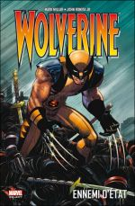 Wolverine : Ennemi d'Etat (0), comics chez Panini Comics de Millar, Andrews, Romita Jr, Mounts, Villarubia