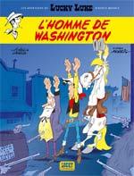 Les Nouvelles aventures de Lucky Luke T3 : L'homme de Washington (0), bd chez Lucky Comics de Achdé, Gerra, Ducasse