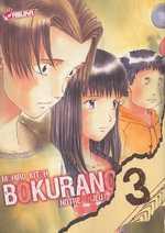 Bokurano T3, manga chez Asuka de Mohiro