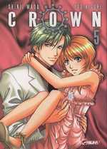 Crown T5, manga chez Asuka de Wada, Higuri