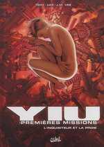 Yiu, premières missions T6 : L'inquisiteur et la proie (0), bd chez Soleil de Tehy, Vee, Vax, Stambecco