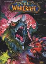 World of Warcraft T3 : Révélations (0), comics chez Soleil de Simonson, Lullabi, Mayor