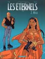 Les eternels T2 : Mira (0), bd chez Dargaud de Yann, Meynet