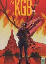 KGB T3 : Le royaume de Belzébuth (0), bd chez Soleil de Mangin, Kerfriden