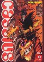 Cassius T1, manga chez Kami de Sassine