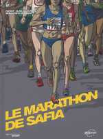 Le marathon de Safia : Le marathon de Safia (0), bd chez Emmanuel Proust Editions de Quella-Guyot, Verdier, Miravitllas