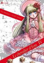 Le chevalier d'Eon T4, manga chez Asuka de Kiriko, Ubukata