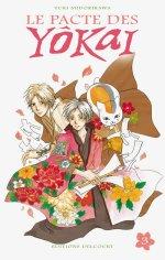 Le pacte des Yôkai T3, manga chez Delcourt de Midorikawa