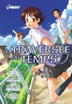 La traversée du temps, nouvelle édition, manga chez Asuka de Tsutsui , Sadamoto, Kotone