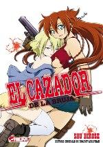 El cazador de la bruja , manga chez Asuka de Hirose