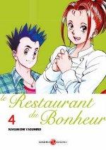 Le restaurant du bonheur T4, manga chez Bamboo de Nakanishi