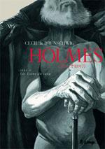 Holmes T2, bd chez Futuropolis de Brunschwig, Cecil