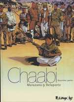Chaabi T2, bd chez Futuropolis de Marazano, Delaporte