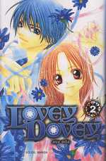 Lovey Dovey T2, manga chez Soleil de Oda