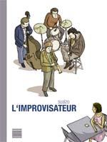 L'improvisateur, bd chez Paquet de Sualzo