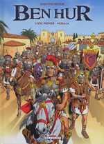 Ben Hur T1 : Messala (0), bd chez Delcourt de Mitton, Charrance