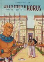 Sur les terres d'Horus T7 : Neferhor ou la quête d'Isis (0), bd chez Delcourt de Dethan