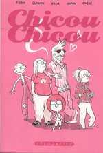 Chicou chicou, bd chez Delcourt de Collectif