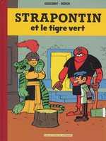 Strapontin et le tigre vert, bd chez Le Lombard de Goscinny, Berck