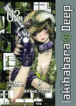 Akihabara@Deep  T3, manga chez 12 bis de Ishida, Akane