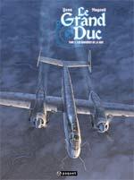 Le grand duc T1 : Les Sorcières de la nuit (0), bd chez Paquet de Yann, Hugault