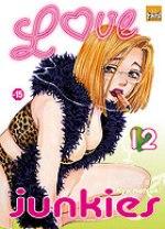 Love junkies T12, manga chez Taïfu comics de Hatsuki
