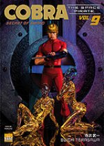 Cobra the space pirate 30th anniversary T9, manga chez Taïfu comics de Terasawa