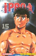 Ippo – Saison 1 - La rage de vaincre, T15, manga chez Kurokawa de Morikawa