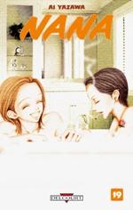 Nana T19, manga chez Delcourt de Yazawa
