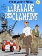La vie de Victor Levallois T4 : La balade des clampins (0), bd chez Les Humanoïdes Associés de Rullier, Stanislas, Thomas