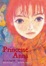 Princesse Anna, manga chez Kami de Soo-ah, Byun Byun