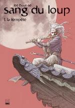 Sang du loup  T1 : La tempête (0), manga chez Kami de Hyun-se