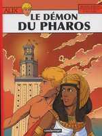 Alix T27 : Le démon du pharos (0), bd chez Casterman de Weber, Martin, Jumet, Simon, Wesel