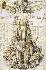 Death Note T12, manga chez Kana de Ohba, Obata