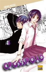 Crossroad T3, manga chez Taïfu comics de Mizuki