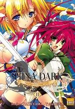 Shina Dark  T2, manga chez Taïfu comics de Higa, Nakayama