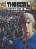 Thorgal T31 : Le bouclier de Thor (0), bd chez Le Lombard de Sente, Rosinski