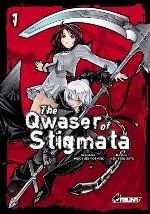 The qwaser of stigmata  T1, manga chez Asuka de Hiroyuki, Satô