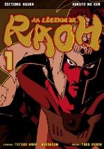 Hokuto No Ken - La légende de Raoh T1, manga chez Asuka de Hara, Buronson, Osada