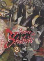 Le sabre de Shibito T3, manga chez 12 bis de Kikuchi, Kakurai